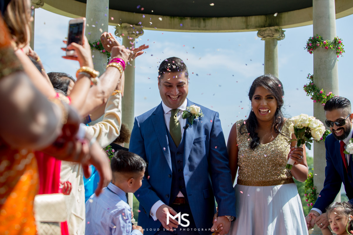 Priya & Gavin Froyle Park Wedding Photography & Film