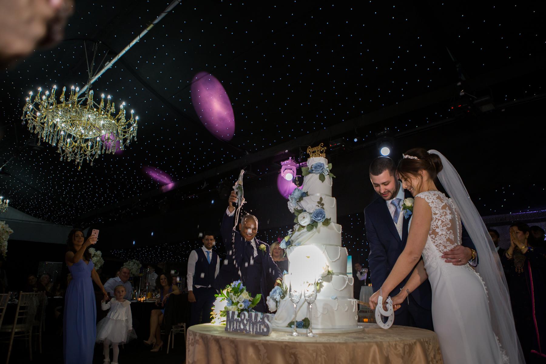 Bianca & Jack – Wedding day film highlights