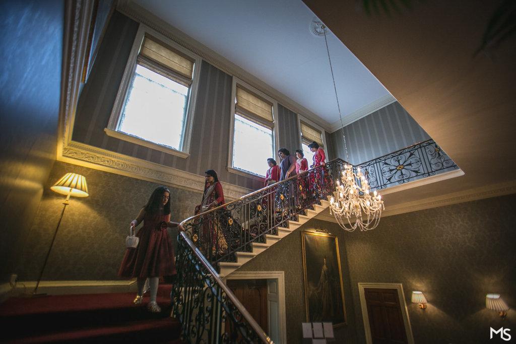 Hedsor House – Luxury Muslim Asian Wedding